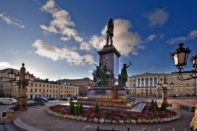 Private Shore Excursion: Helsinki Walking Tour