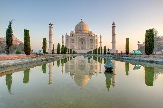 Full-Day Taj Mahal Tour from New Delhi