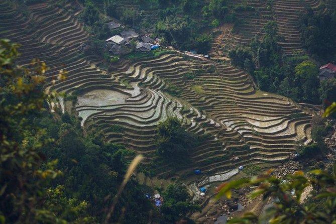 1 Day Trek from Sapa Town to Saseng, Hang Da, Hau Chu Ngai and Hau Thau Village