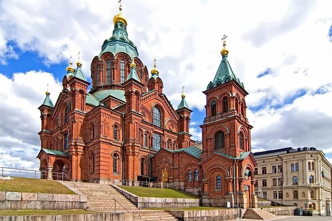 Join-in Shore Excursion: Helsinki and Medieval Porvoo
