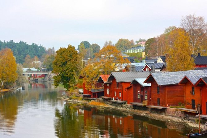 Private Shore Excursion: Helsinki and the medieval village of Porvoo