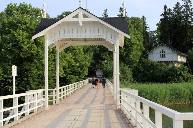 Private Shore Excursion: Helsinki and Seurasaari Open-Air Museum