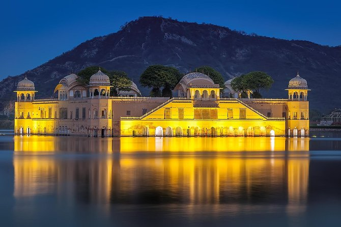 2 days Pink City Jaipur Tour from Delhi