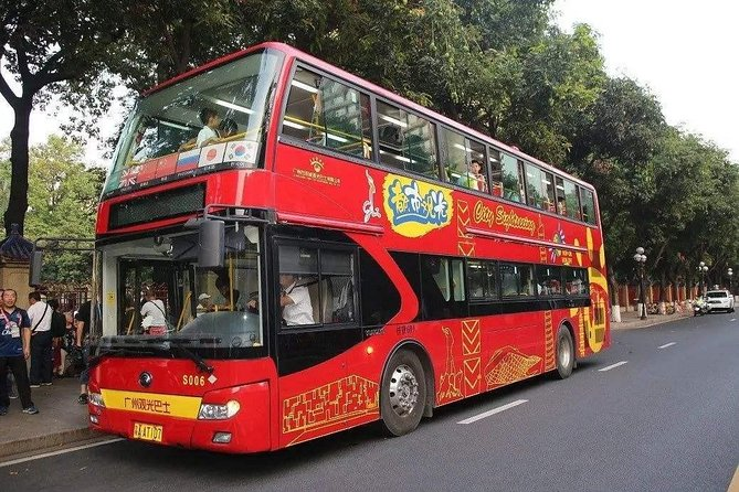 Guangzhou Hop-on Hop-off City Sightseeing Bus Ticket photo 2