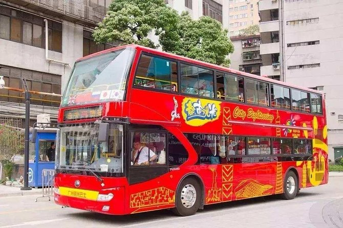 Guangzhou Hop-on Hop-off City Sightseeing Bus Ticket photo 3