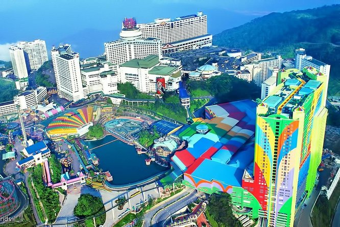 Genting Highlands Full-Day Tour from Kuala Lumpur