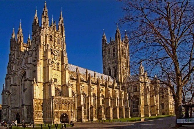 Private tours to Leeds Castle, Canterbury, White Cliffs of Dover