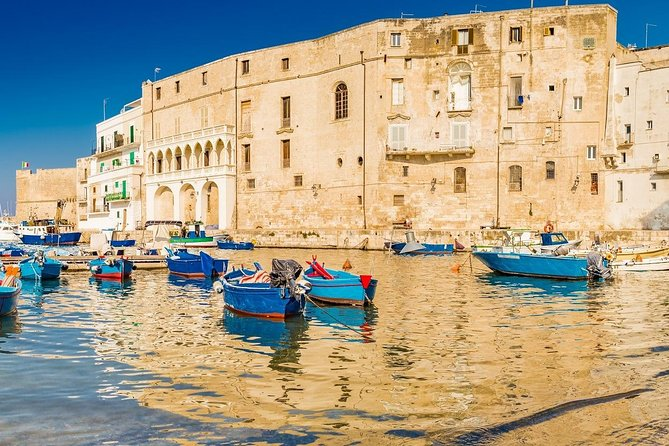 Bari and Monopoli departing from Matera