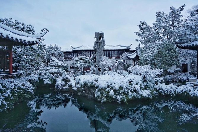 Suzhou Private Tour: Suzhou Silk Museum, Lingering Garden Tiger Hill and More photo 1
