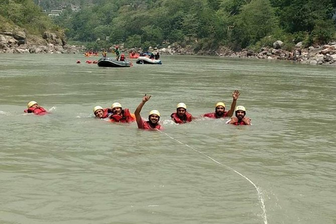 A/C cottage stay and rafting in Rishikesh