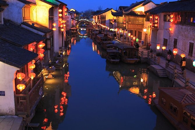 Suzhou Private Tour: Suzhou Silk Museum, Lingering Garden Tiger Hill and More photo 8