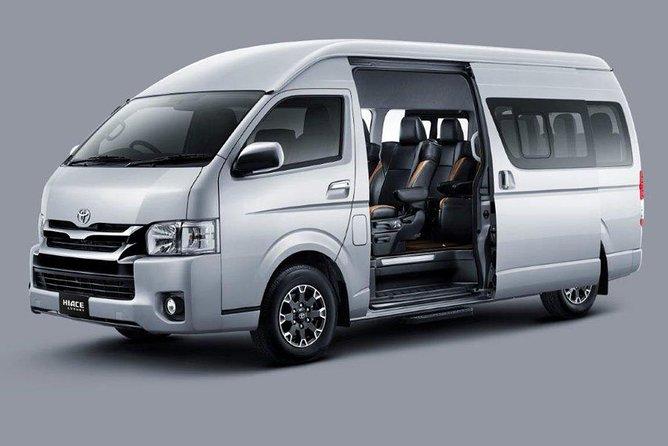 Bali Minivan, Van, Minibus Hire with Driver