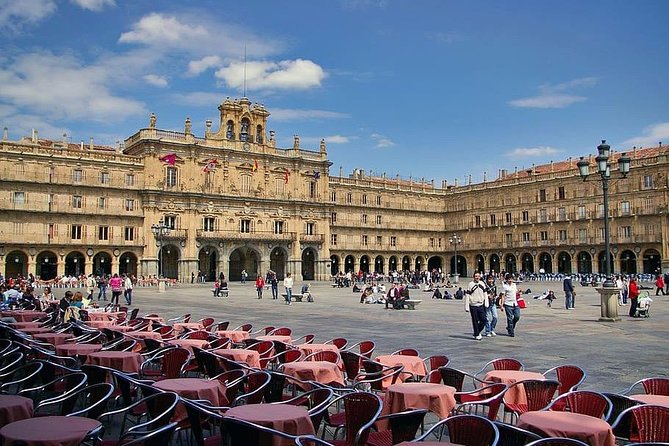 Private 3-hour Walking Tour of Salamanca