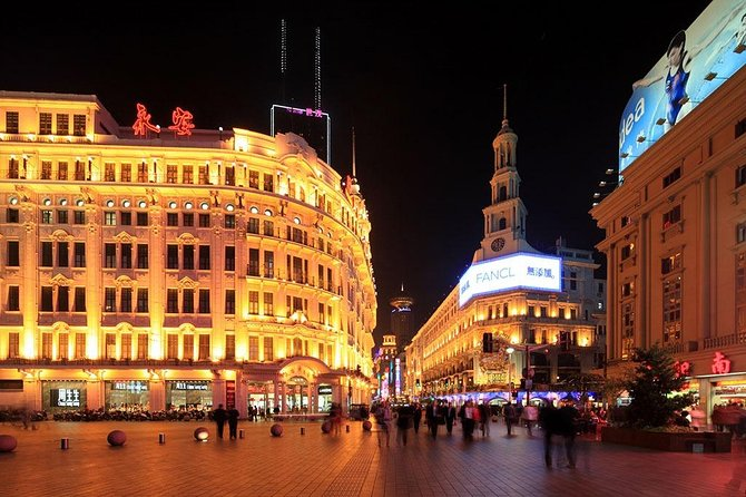 Shanghai Private Night Tour with Huangpu River Cruise, the Bund and Xintiandi photo 8