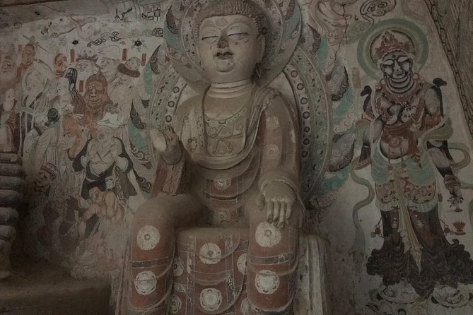Late afternoon night Tour to Mogao Caves