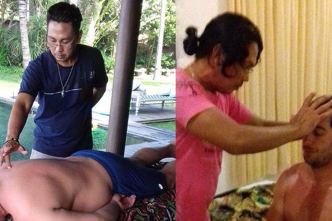 Bali healing Massage