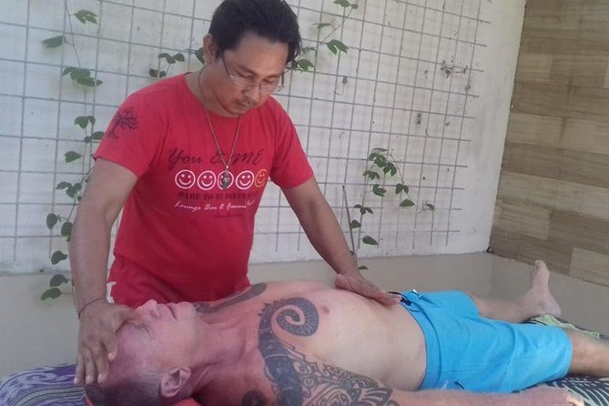 90 minute Bali healing Massage
