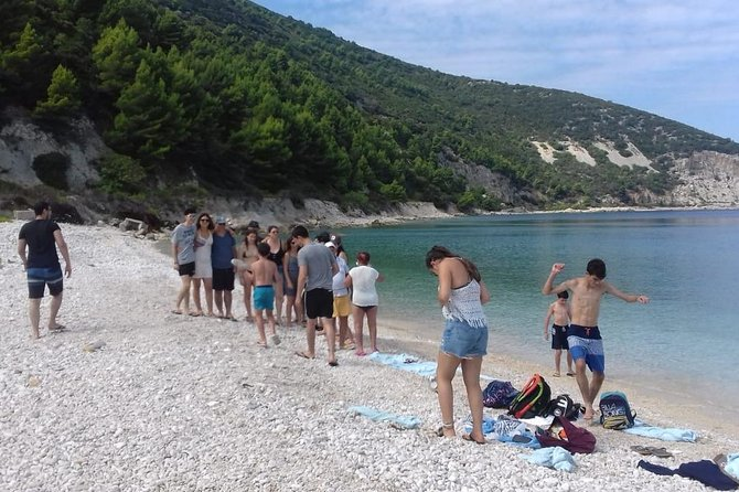 Exploring the ex-military island and Karaburun Peninsula day tour from Tirana