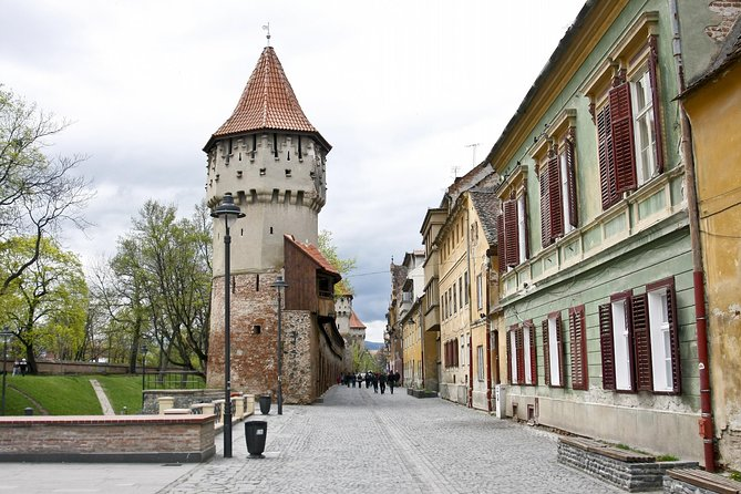7-Day Dracula Tour in Romania from Bucharest including 'The Ritual of Killing of a Living Dead'