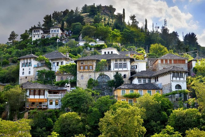 Gjirokaster City Tour & Blue Eye Adventure