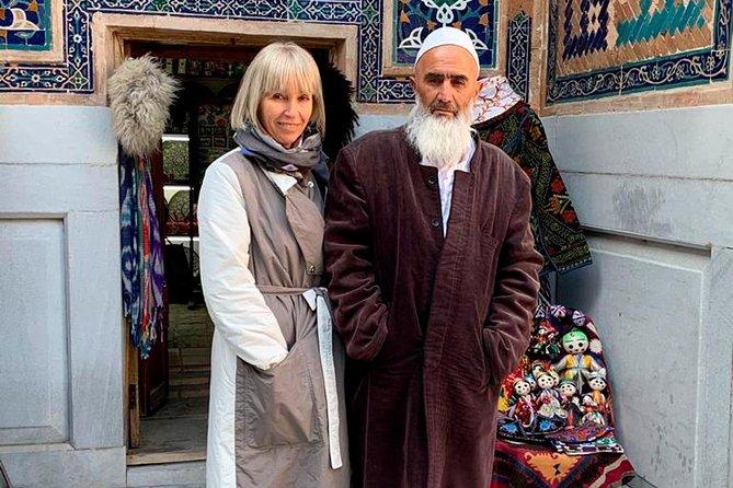 """Tour to Uzbekistan """"Eastern Fantasy"""""""