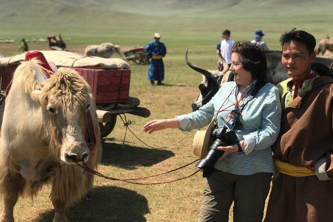 Four-Day Central Private Tour of Mongolia.
