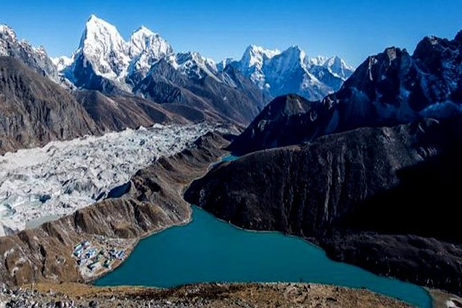10-Days Trekking Adventure in Gokyo Lakes