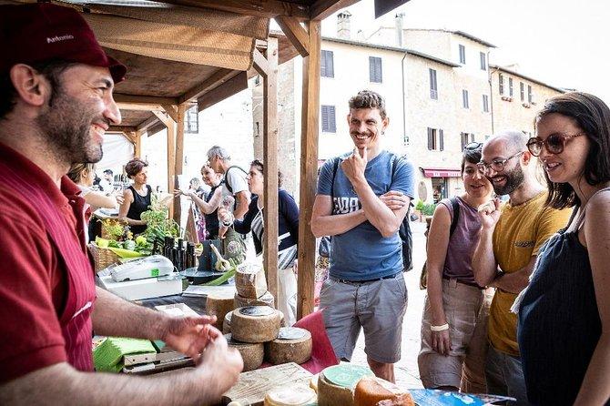 Bio tour: markets and workshops