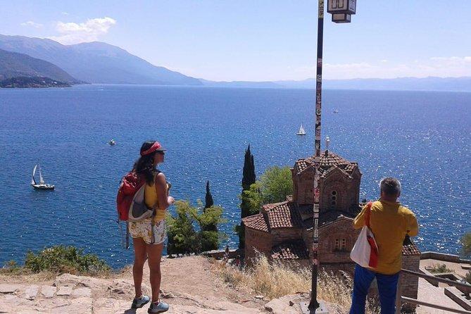 Day tour of Ohrid from Tirana