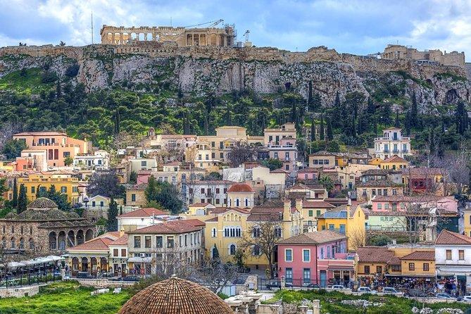 Athens - Mykonos Island 5 Days