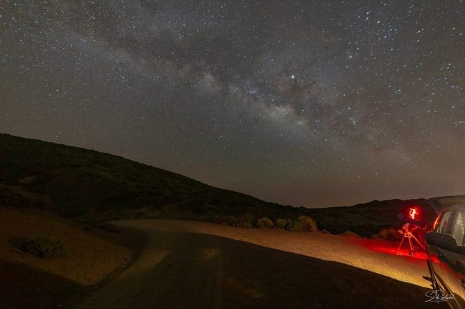 5 Hour Teide Stargazing Tour (Without Dinner)