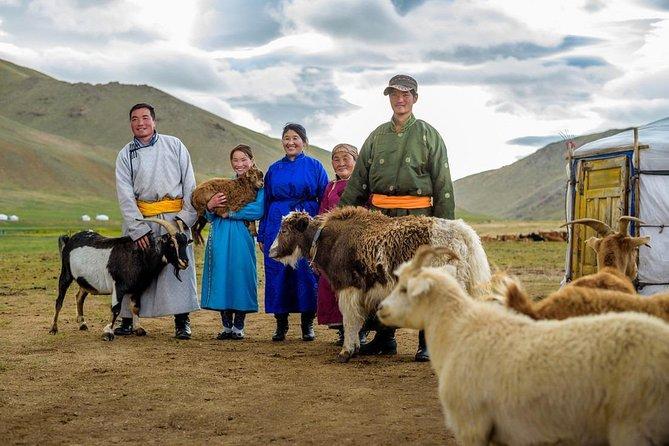 15 Days Western Oasis Mongolia