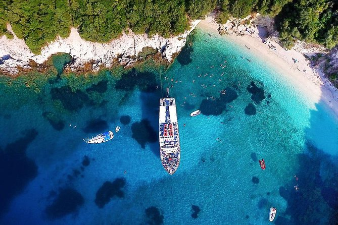 Parga, Sivota and Blue Lagoon Cruise