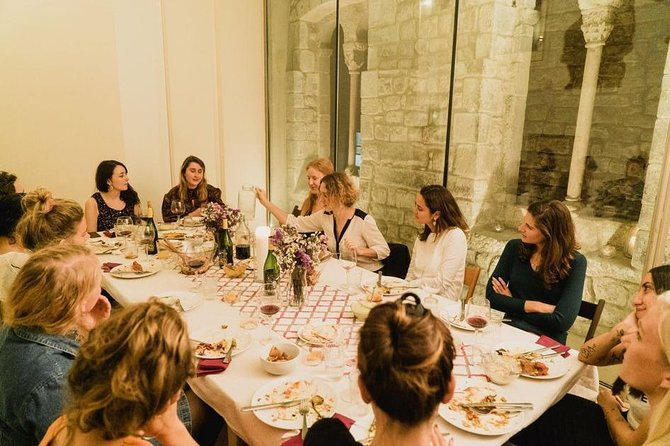 Authentic Jewish Feast in an Ancient Palace