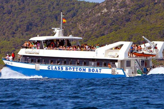 Formentera Ferry from Playa d´en Bossa