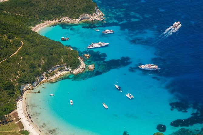Cruise to Paxos, Antipaxos & the Blue Caves