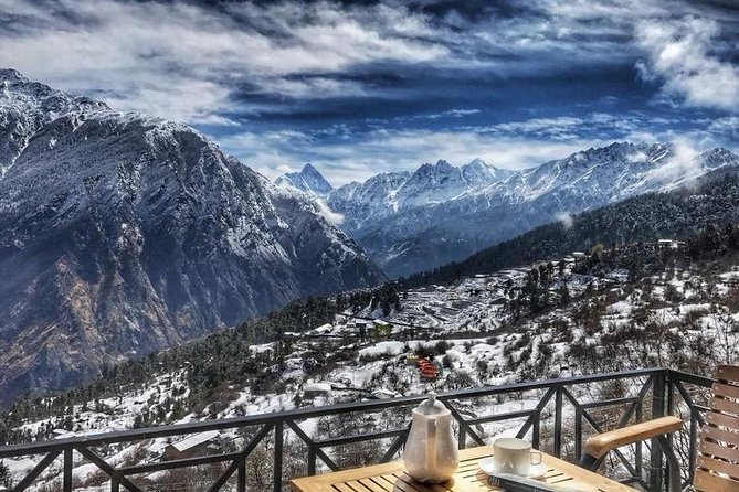 4 Day Private Skiing Course in Auli