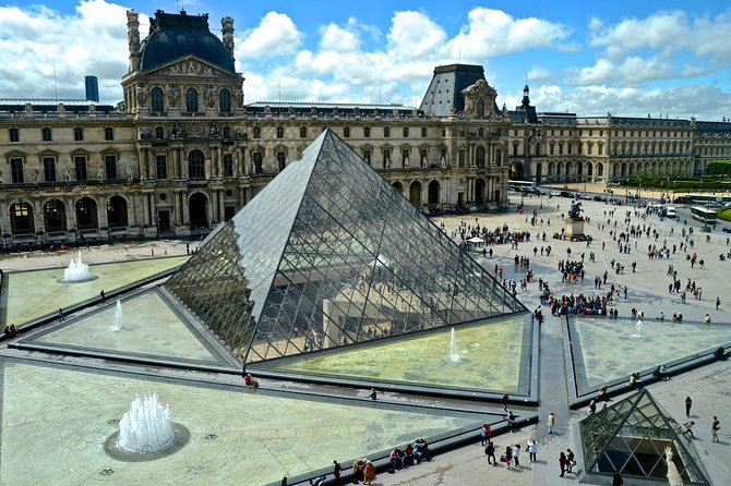 Skip the Line: A Day in Paris with Louvre Reserved Access Ticket & Cruise