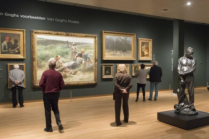 Skip-the-line - Private Guided Tour of Van Gogh Museum Amsterdam photo 7