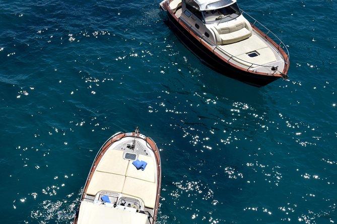 Private tour to Capri from Positano