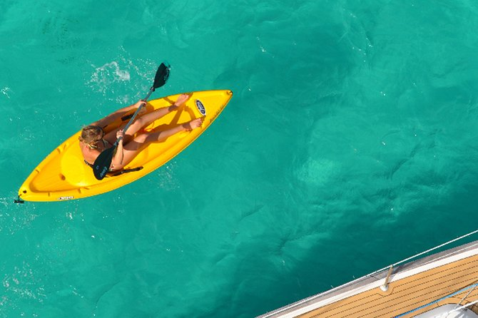 Private Charter: 2 Days 1 Night Cruise in St. Vincent