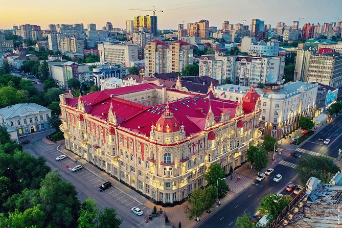Half day guided tour of Rostov-on-Don