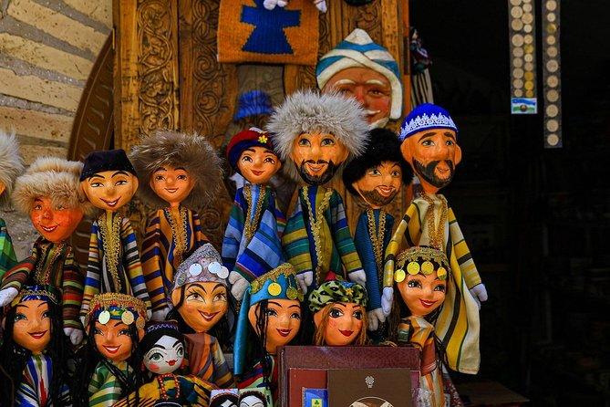 City tour in Tashkent