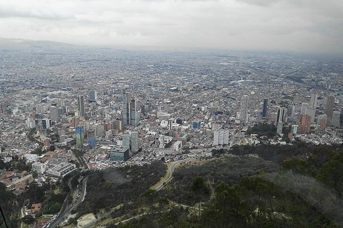 5 hour Bogotá City & Monserrate Hill Tour photo 3