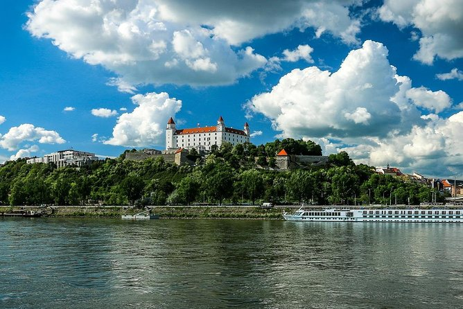 Private Day Trip to Bratislava from Vienna