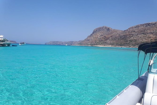 Private Boat Trip Kissamos Balos (price per group - up to 9 people) photo 9
