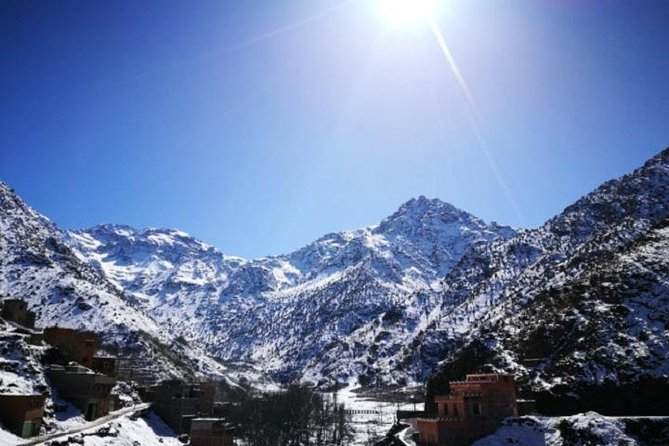 2-Days Atlas mountains : Local experience with cooking class