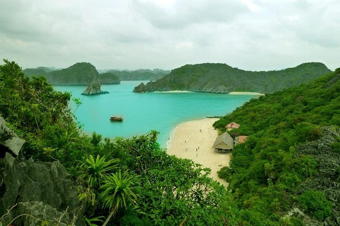 Cat Ba Island Day tour (Pick up/ Drof off from Cat Ba Island)