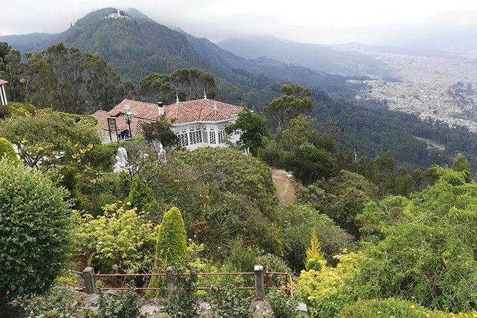 5 hour Bogotá City & Monserrate Hill Tour photo 4