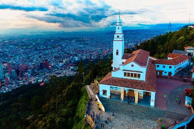 5 hour Bogotá City & Monserrate Hill Tour photo 10